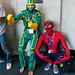 Kickass and Spidey