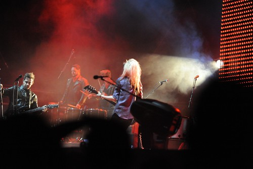 The Kills @Lives Au Pont By McYavell - 120712 (49)