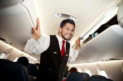Flight Attendant Gay 8