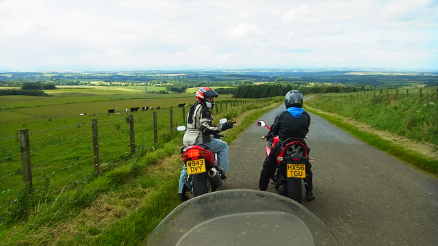Looking at East Lothian.