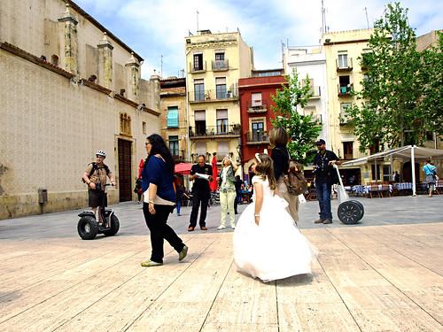 Segways & Communion, Tarragona