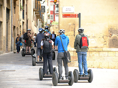 Segway Tour Tarragona