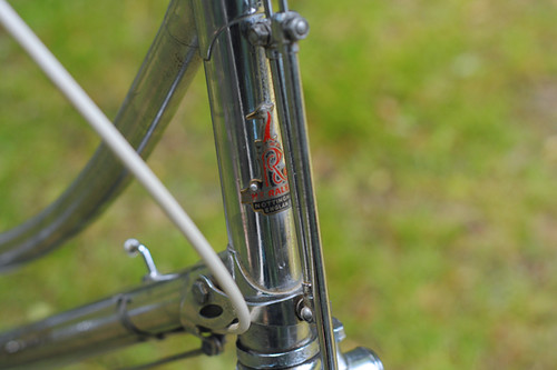 Chrome Raleigh Lady's Tourist