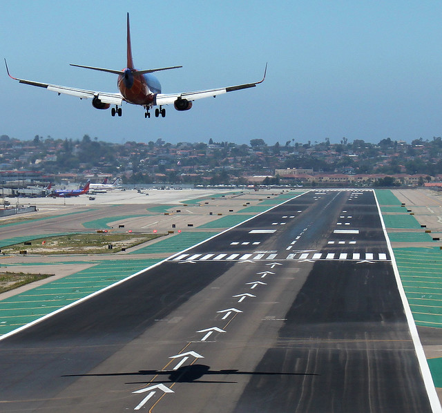 Short Final - San Diego, CA