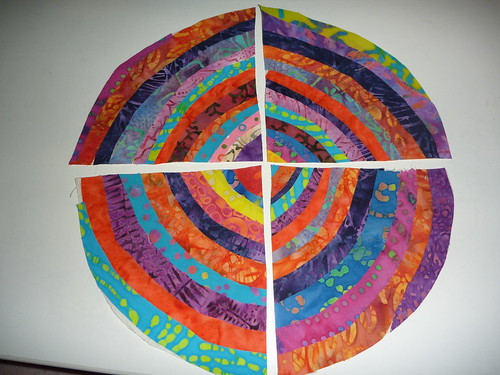Recycled Circles 1a