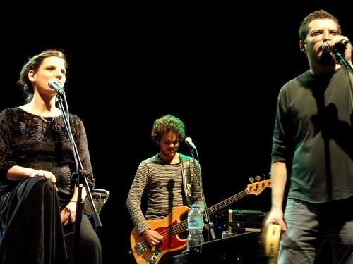 Nina Becker & Marcelo Callado - 25/07/12