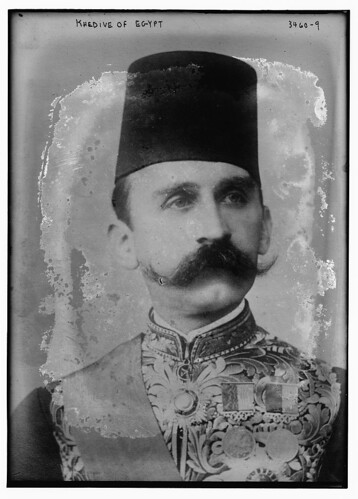 Khedive of Egypt (LOC) by The Library of Congress
