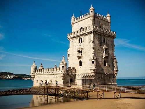 Torre de Belem by treboada