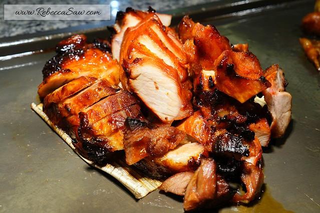 zaffron restaurant - buffet- Oasia Hotel - Singapore (19)