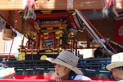inside the guruma