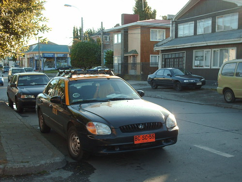 Hyundai Sonata Taxi- Punta Arenas