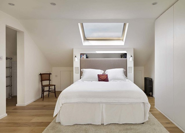 Loft Conversion - Double Bedroom