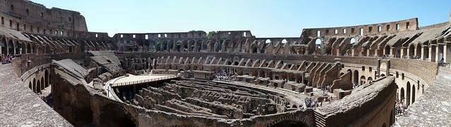 Rome Colosseum 3 stitch