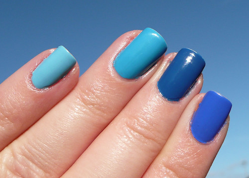 blue ombre 2