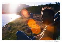 BOK CAMPING AT IRVINE LAKE 2012