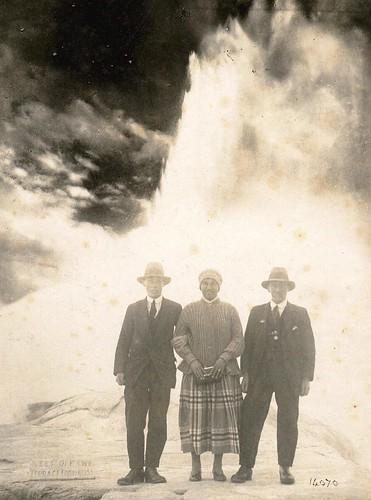 Cyril & William at Rotorua EDITED