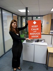 Keep calm and reduce xrisk