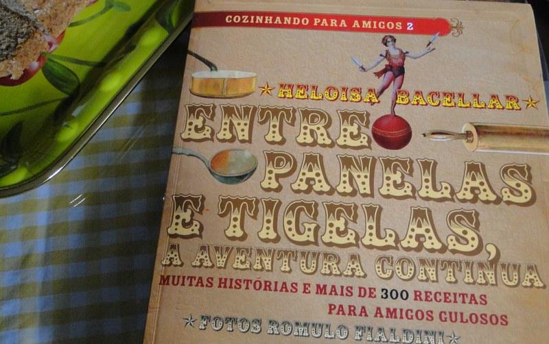 Livro de receitas-Heloísa Bacellar