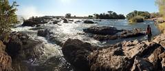 Panorama: Victoria Falls
