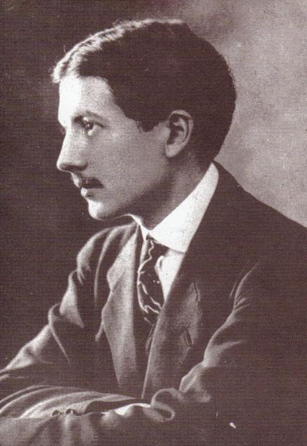 Alain-Fournier en 1913