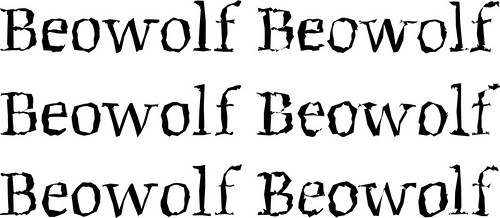 Beowolf_compare