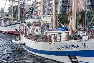 Tall Ships Race Dublin 2012