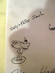 Peter Saul!