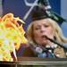 Edinburgh Paralympic Torch Relay