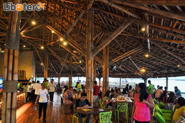 Lantaw Floating Native Restaurant Cebu