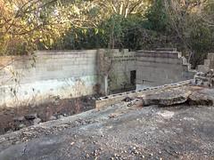 Flint River Trail Ruins - Basement