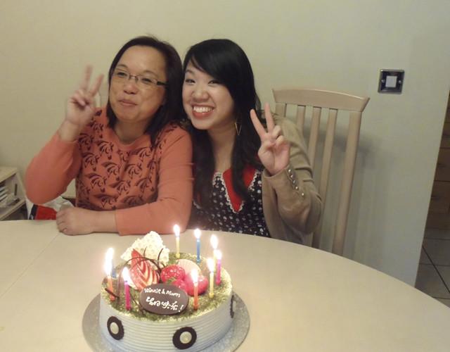 Me and Mum 04-11-2012