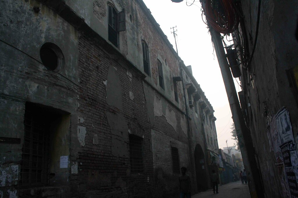 City Reading – The Delhi Proustians XXXI, Nicholson Road