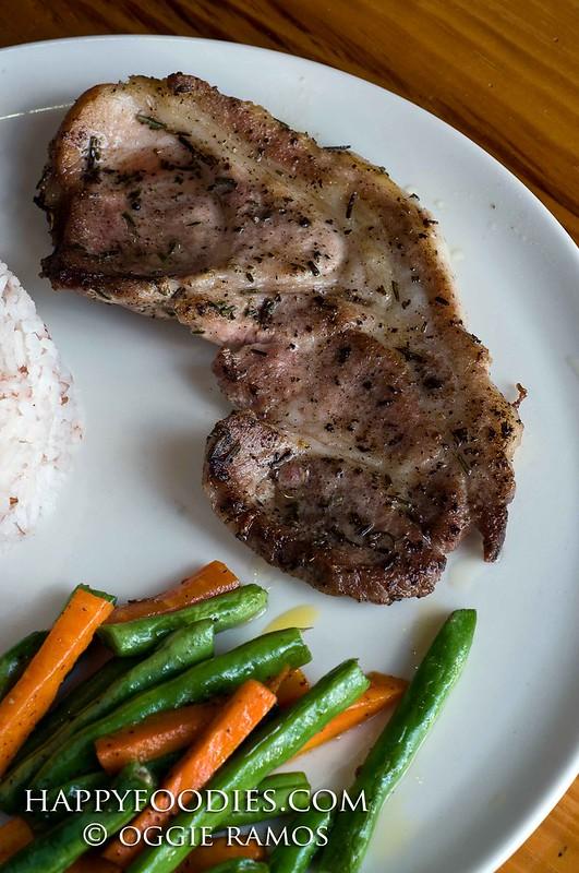 Miguel's Pork Steak