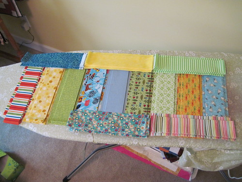 Whirly Baby Quilt 1