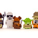 Star Wars Charity Characters Set 2 by Legohaulic