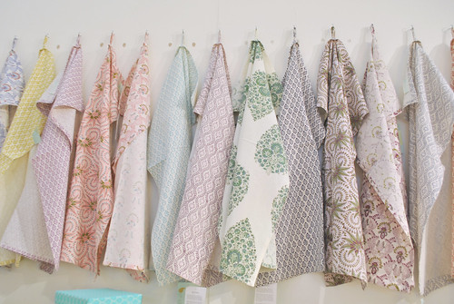 Pretty kitchen towels from Roots Living