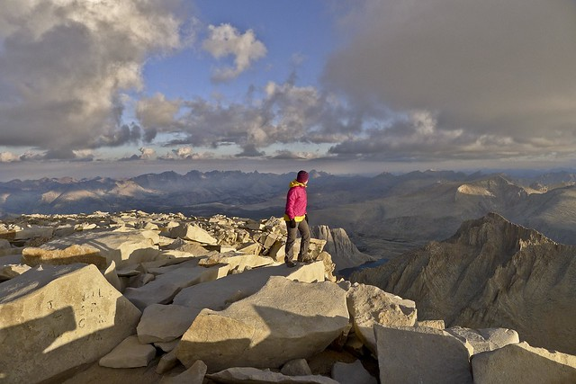 Mount Whitney Summit