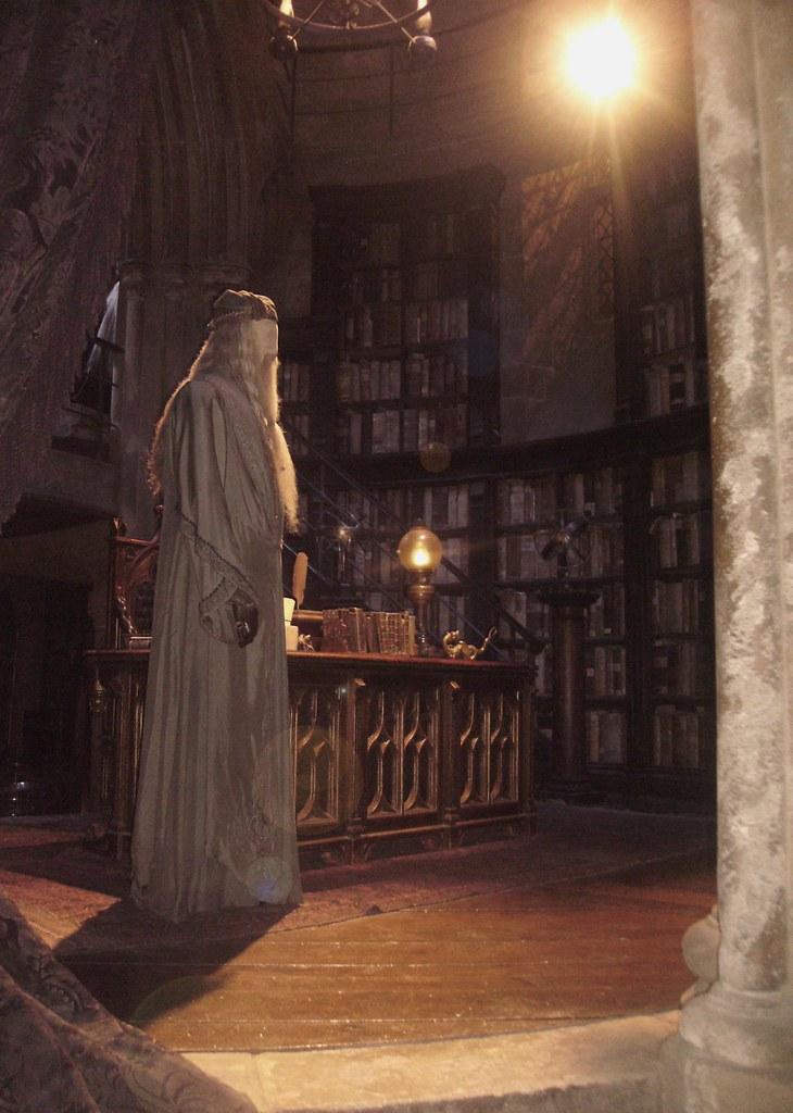 Dumbledore's Office1