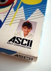 Girl on Otocky packaging