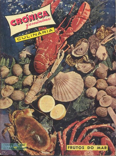 Crónica Feminina Culinária, Nº 18 - capa