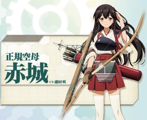 140326(1) - 第一批艦娘「吹雪、赤城、加賀」造型出爐、動畫版《艦隊これくしょん -艦これ-》今年放送! 2