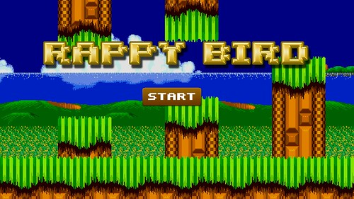 PLAY Rappy Bird!