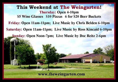 Weingarten 4-4 thru 4-6-14