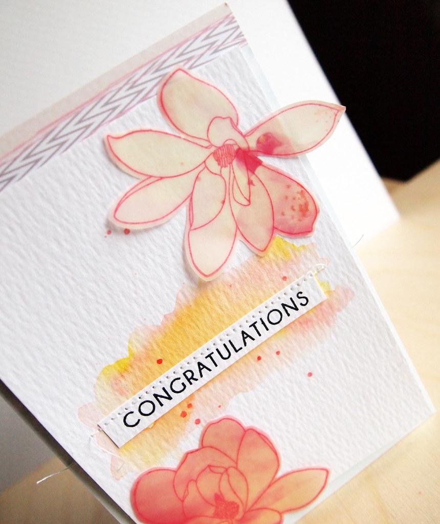 Flower Congrats