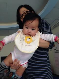 嬰兒瑜珈之小秘技:寶寶安撫搖晃姿勢