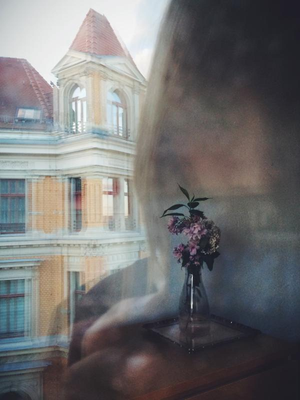 Carolin Weinkopf, iPhone Diaries, Diary, iPhonography