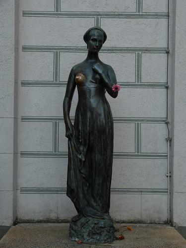 Statue, Munich