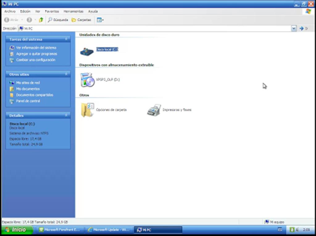 Windows xp sp2 bootable iso for Window xp iso