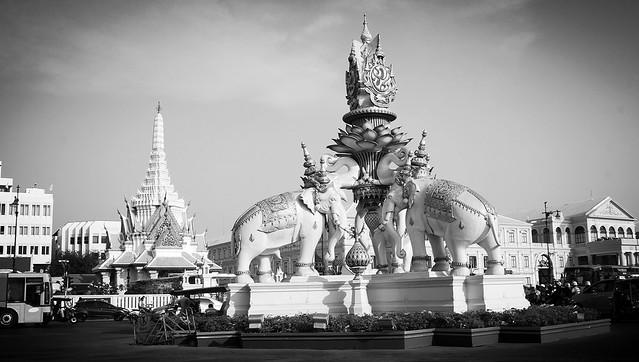 Como é Bangkok