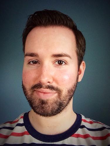 selfportrait me beard